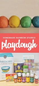 The prettiest, smoothest, best-smelling, and longest-lasting homemade playdoh ever!