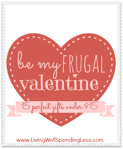 be my frugal valentine 2013: 15 fabulous gifts under $15 - living, Ideas