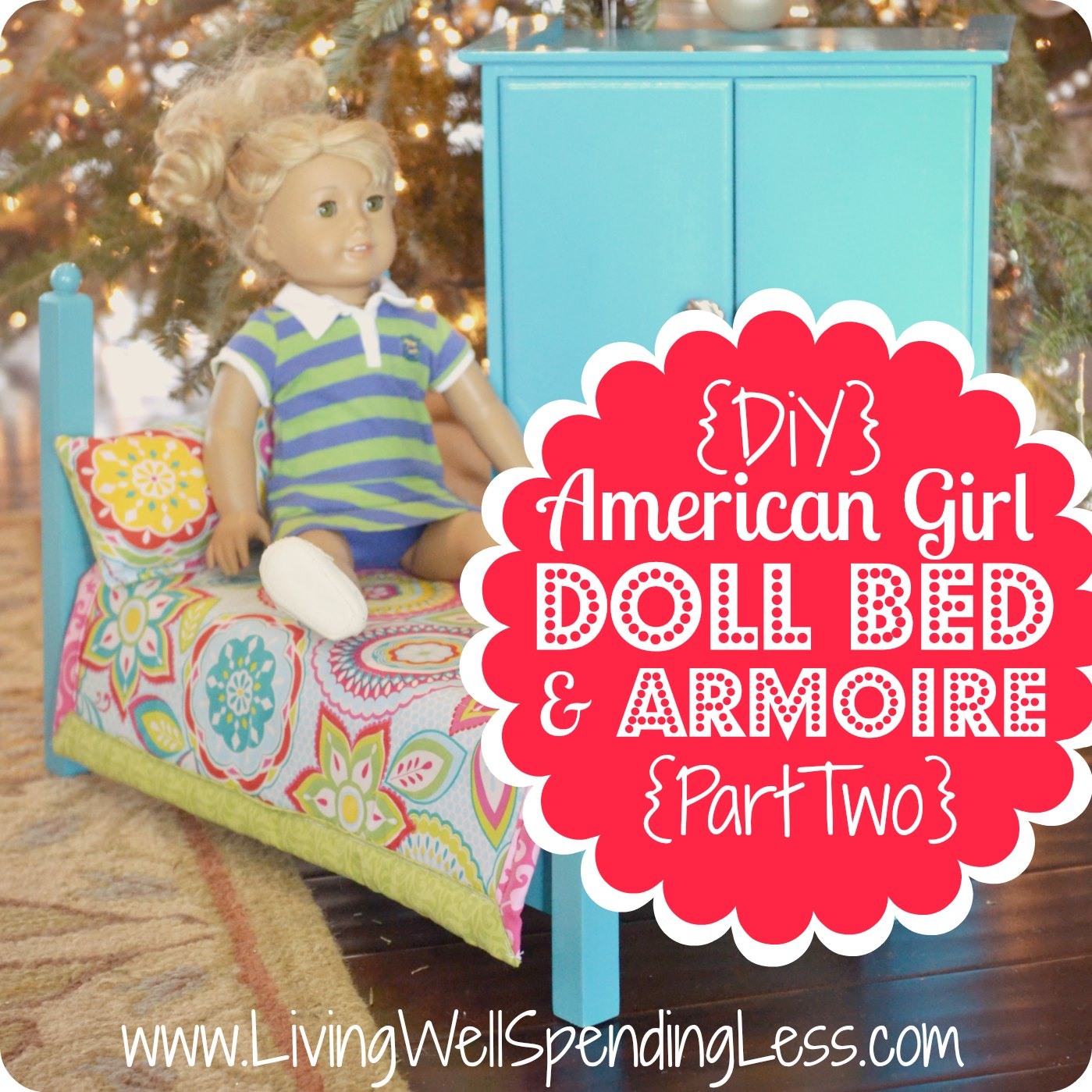 American Girl Doll Room Crafts