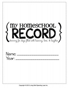our homeschool planner   Free Printables   Free Planner Download   Homeschooling Tips   Homeschooling Hacks   Homeschool   Printable Planner   Study Plans   Study Tips   Education   Learning
