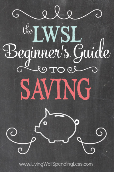 The Beginner's Guide to Savings