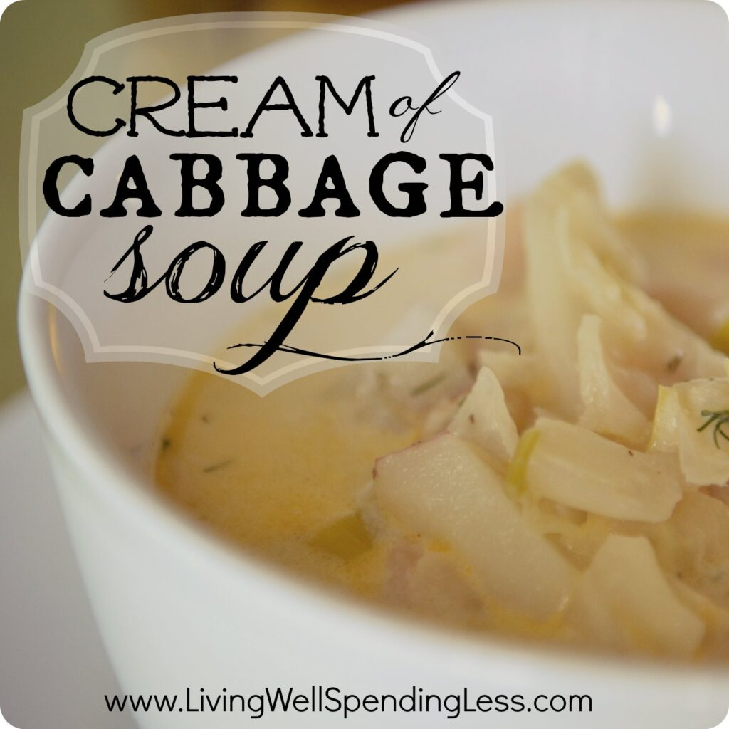 Cream of Cabbage Soup | Cabbage Soup | Cream of Cabbage | Cream of Cabbage Soup Recipe |Healthy Food | Low Calorie Soup