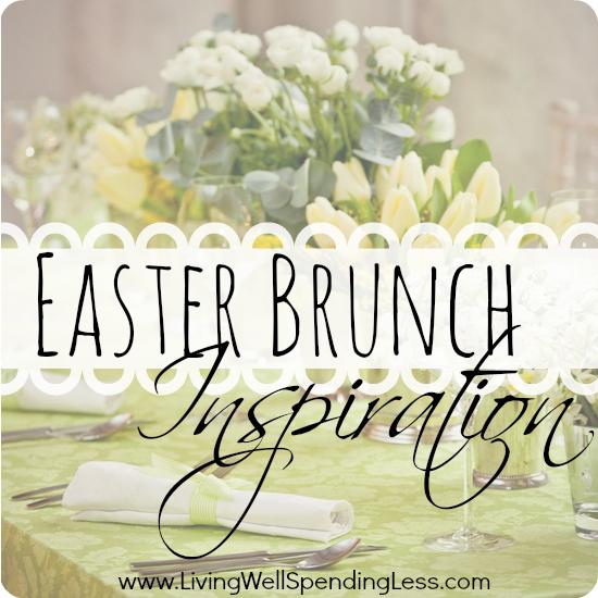Easter Brunch Inspiration