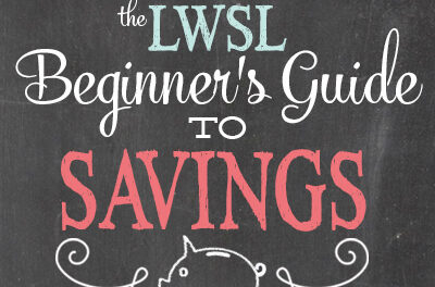 The Beginner's Guide to Savings: Week 5