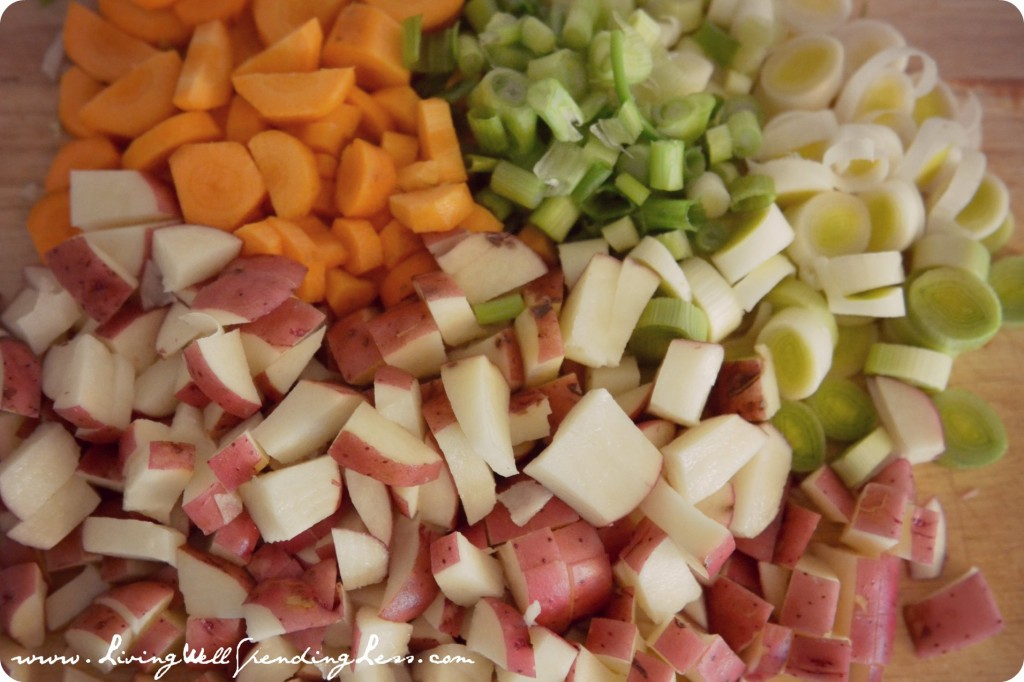 Cream of Cabbage Soup--YUM!  #cabbage #soup #vegetarian #recipe