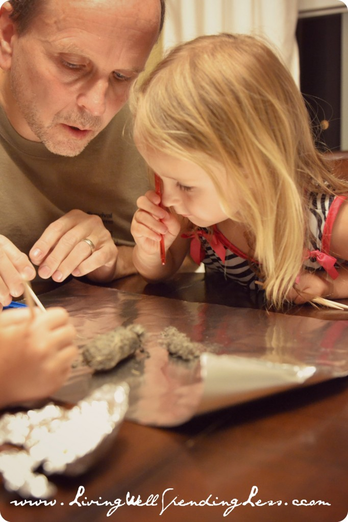Looking for an out-of-the-box family activity? Try dissecting owl pellets!