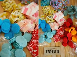 4 DIY Felt & Fabric Garland