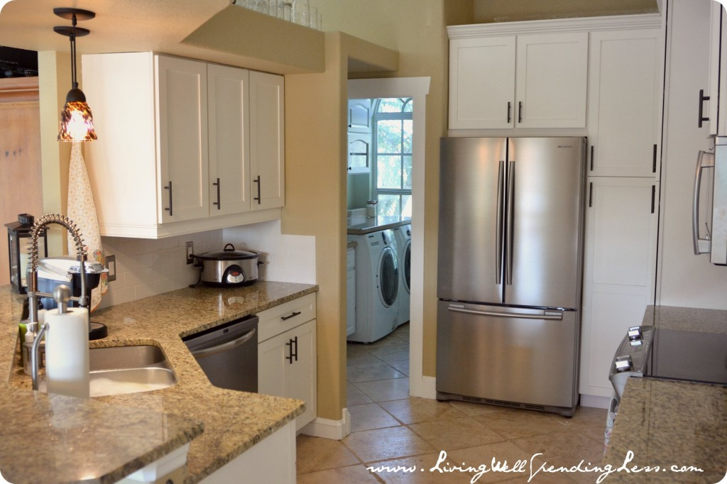 A Clean & Organized Kitchen {The Big Spring Clean, Part 4}