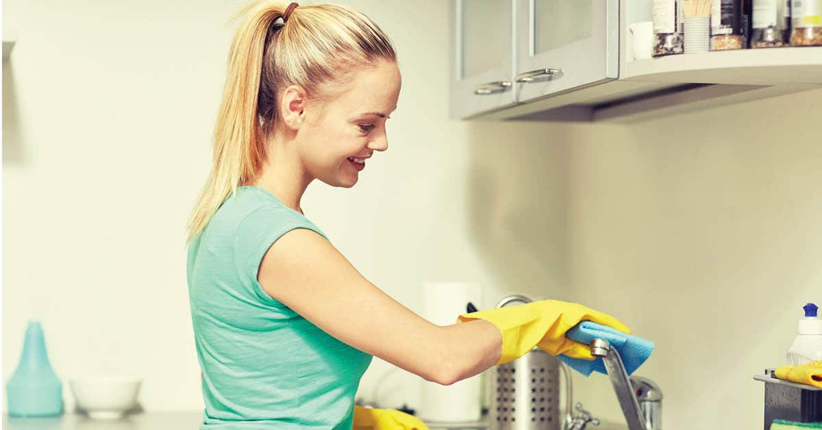 How To Deep Clean Your Kitchen Spring Cleaning Tips