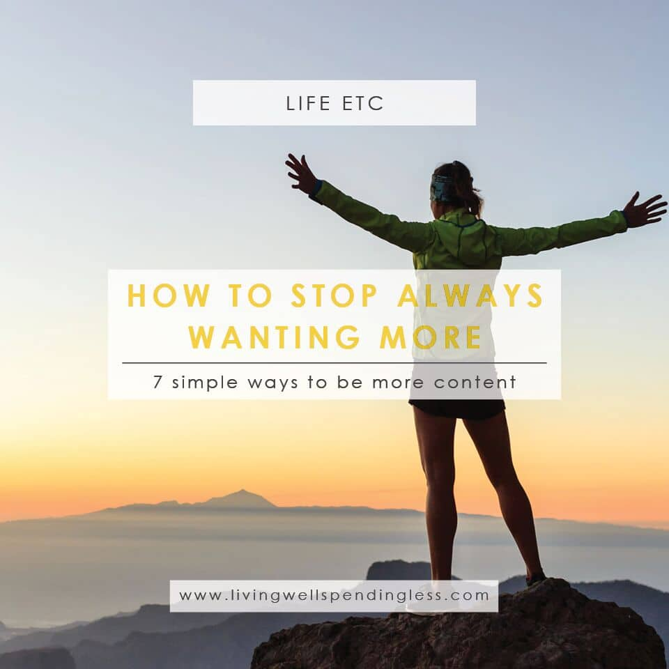 Ways to Be More Content | Guide to Contentedness | Be More Satisfied With Your Life | How to Be Happy