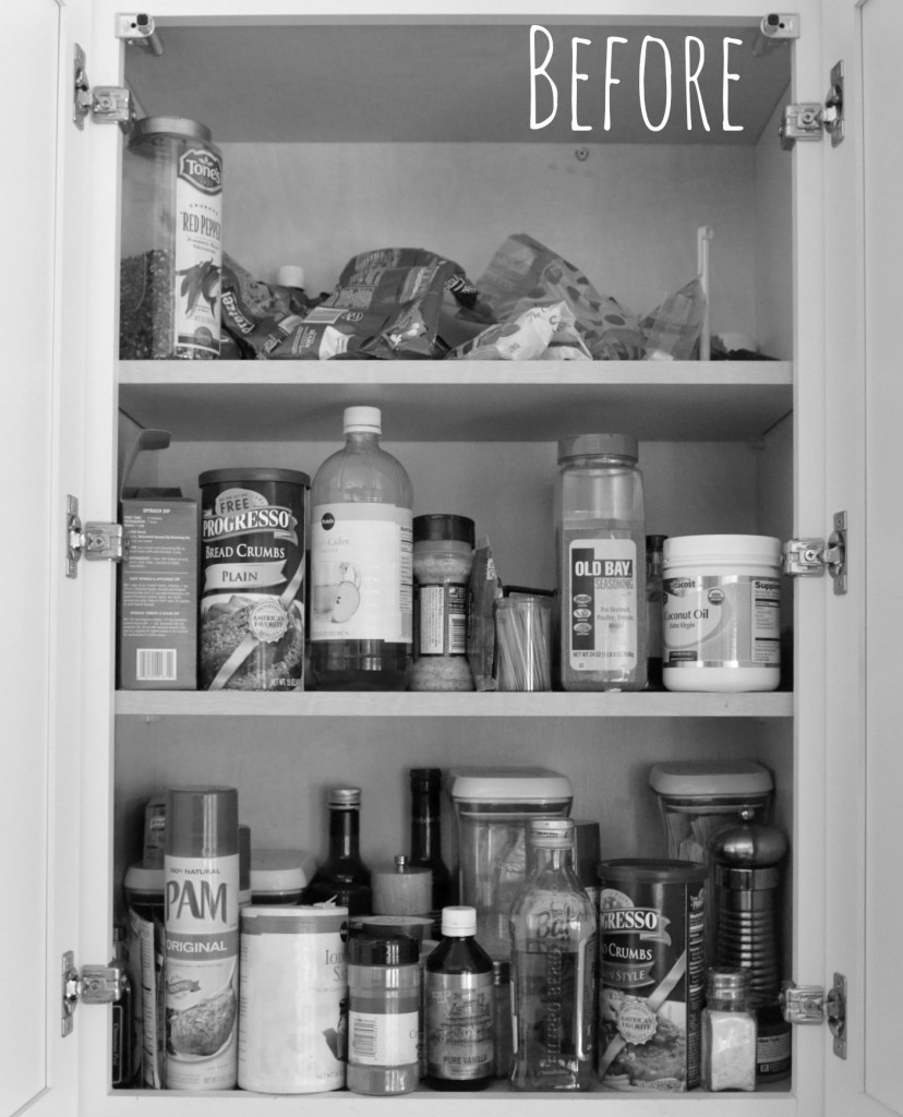 Does your cupboard look like a cluttered mess? Is it impossible to find anything when you open your pantry?