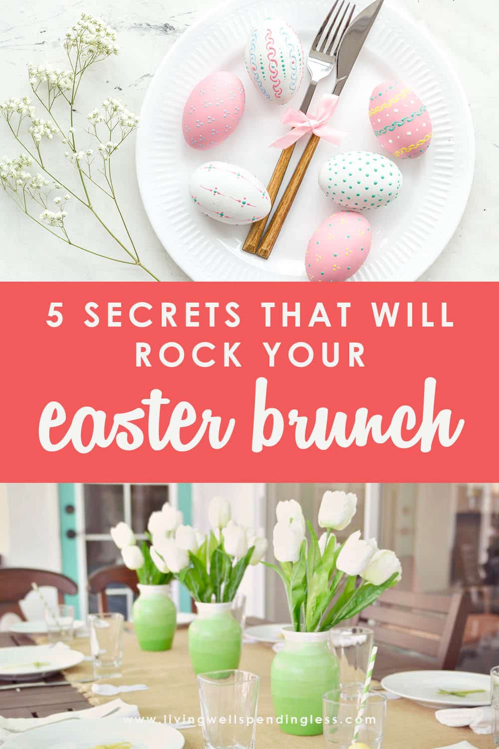Searching for inspiration for your next brunch? Here are a host of great ideas to help plan out an Easter Brunch or Birthday this year! #easterbrunch #brunch #birthdaymenu #easter #easterbirthday