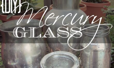 How to Make Mercury Glass