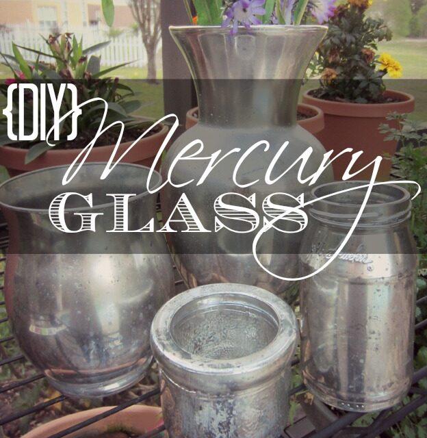 How to Make Mercury Glass
