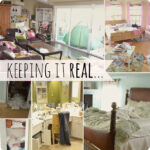 Keeping It Real...Yep, sometimes my house looks like THIS!}