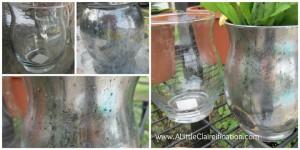 How to Make Mercury Glass | Mercury Glass | DIY Mercury Glass | Crafts | How to Make New Glass to Mercury Glass | Faux Mercury Glass | Recycled Vase Ideas | Gift IDeas | DIY Antique Glass