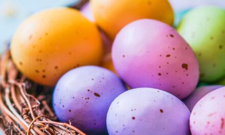 Simple Easter Birthday Brunch