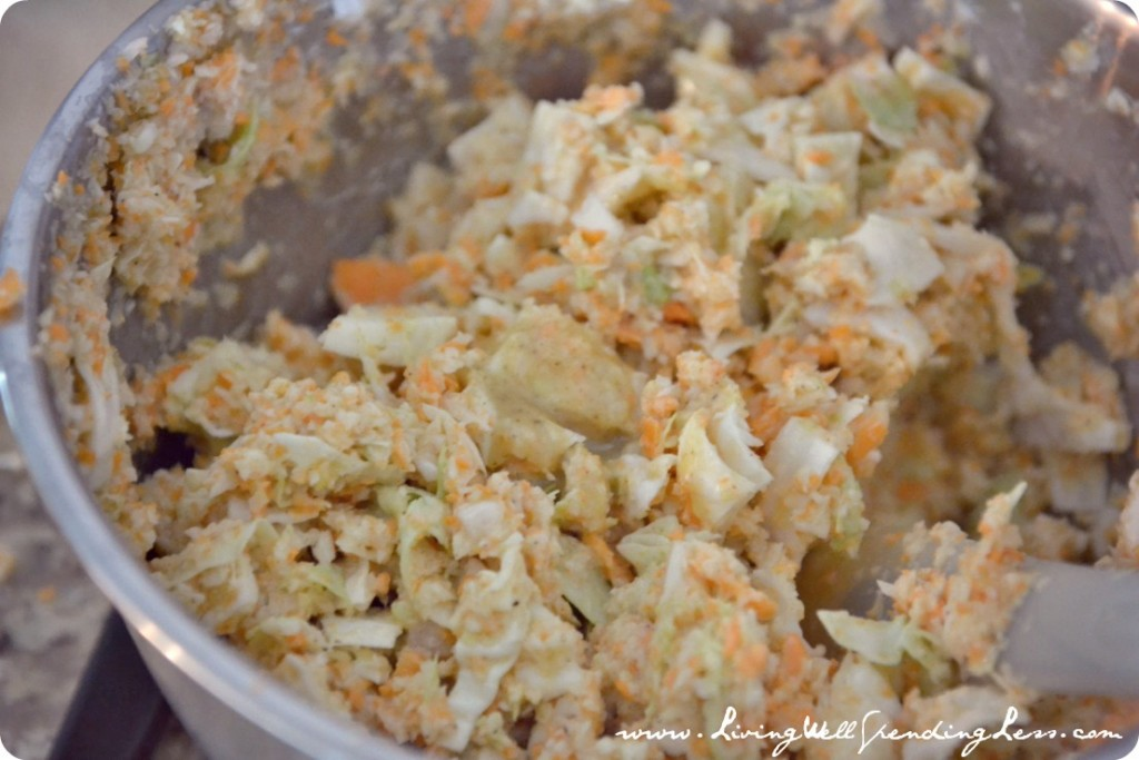 Easy Sweet and Spicy Coleslaw Recipe