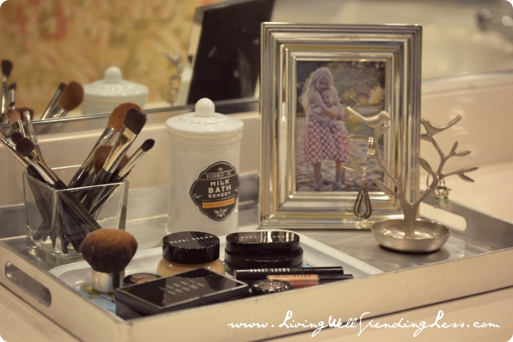 Ditto DiY Challenge-Vanity Tray