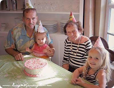 Grandma's 86th Birthday