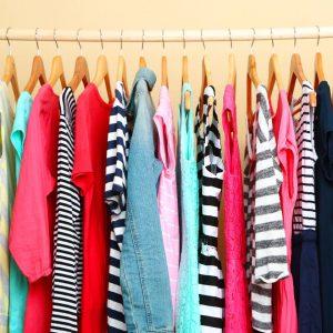 The 40 Hanger Closet   Cleaning & Organizing   Decluttering Closet   Fashion Hacks   Closet Makeover   Weekend Challenge   Minimalist