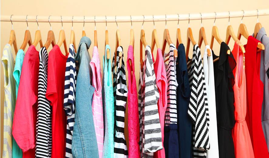 The 40 Hanger Closet