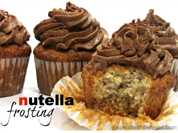 nutella-frosting