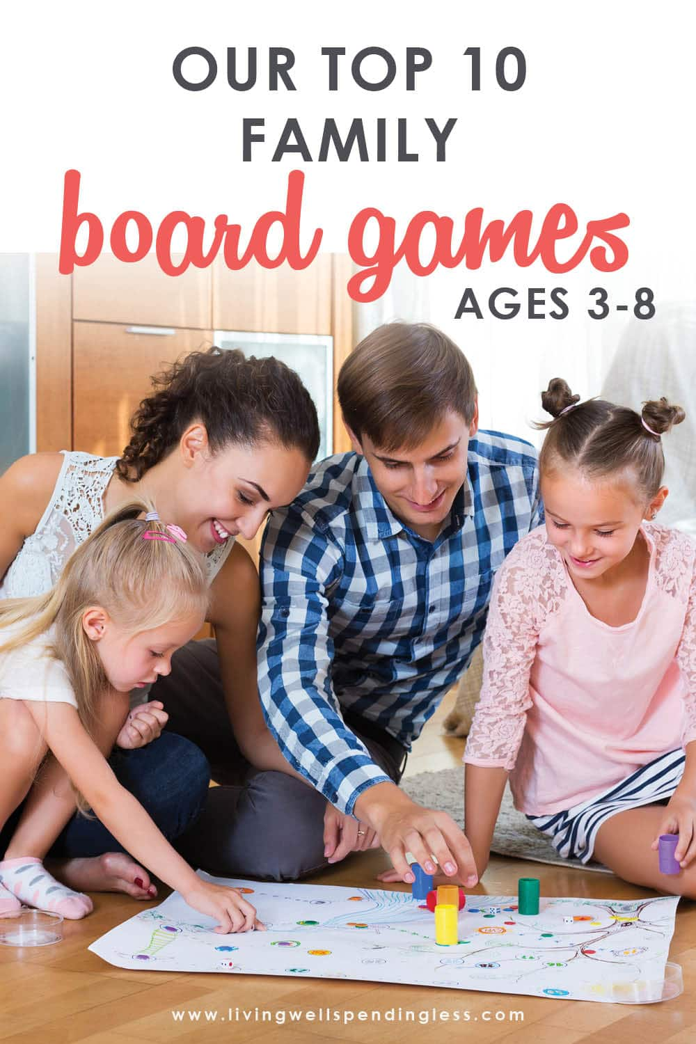 10 Best Family Board Games For Kids 3 8 Classic And New Board Games