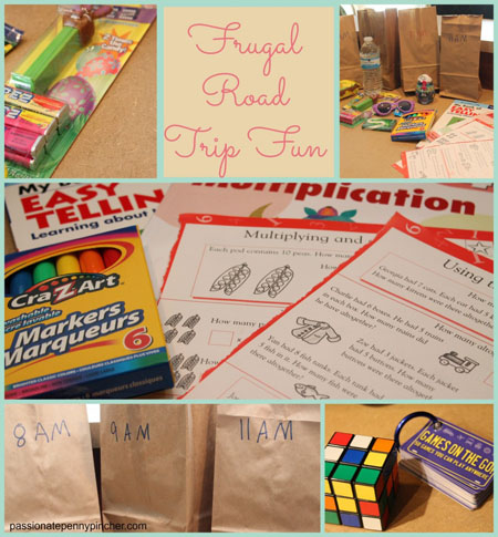 tips for frugal road trip fun