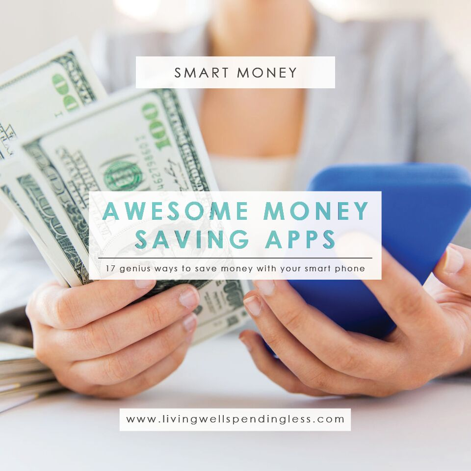 Awesome Money Saving Apps | Savings Apps | Save Money | Budgeting Apps | Money Mobile | iPhone | Android