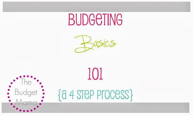 Budgeting Basics 101