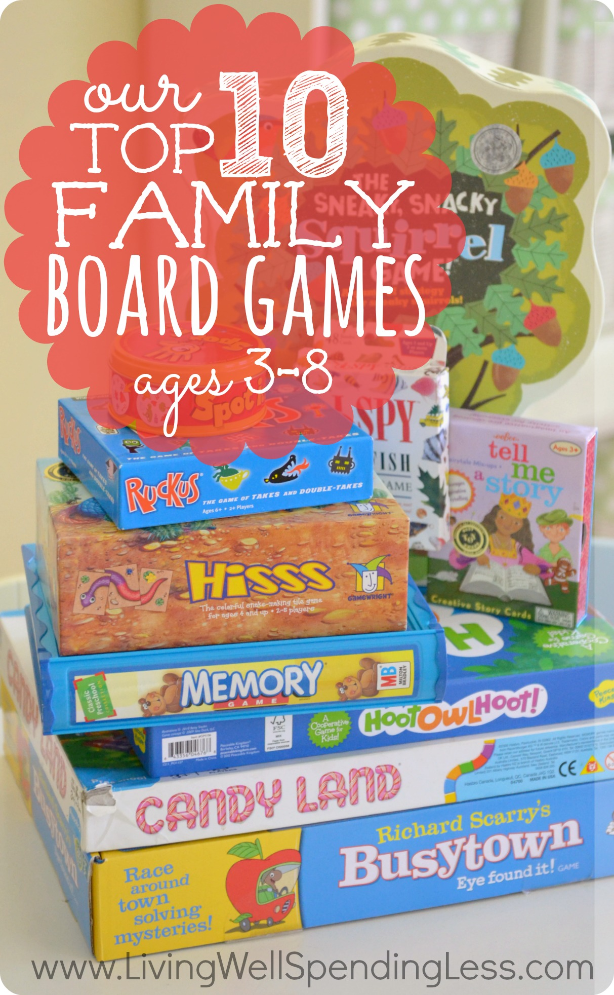 our top 10 family board games awesome review of ten wonderful family games that are fun for. Black Bedroom Furniture Sets. Home Design Ideas