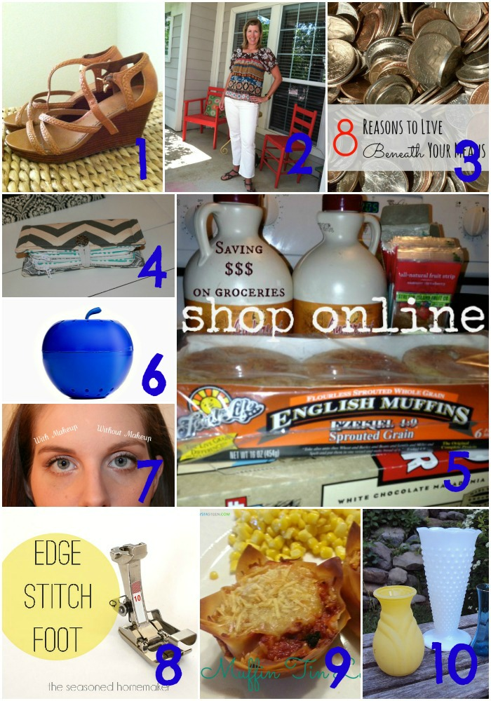 Thrifty Thursday Week 16 Features
