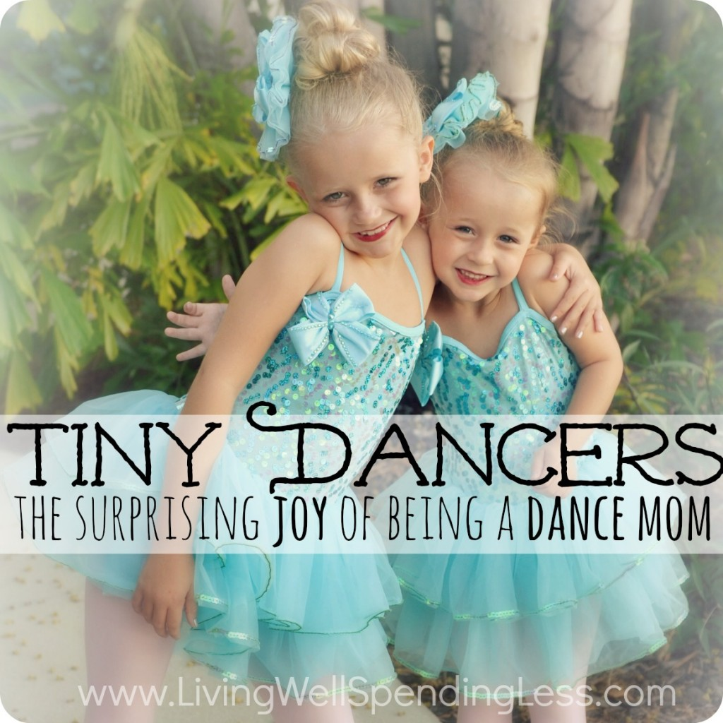 Being a Dance Mom brings so much joy!
