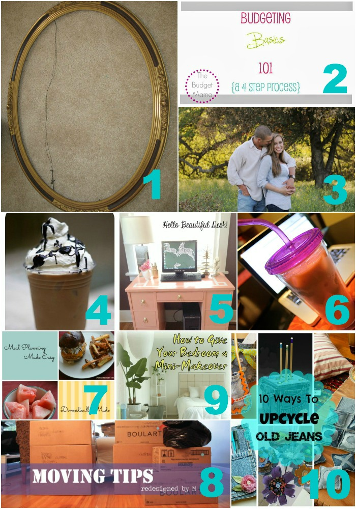 Thrifty Thursday Week 17 Features