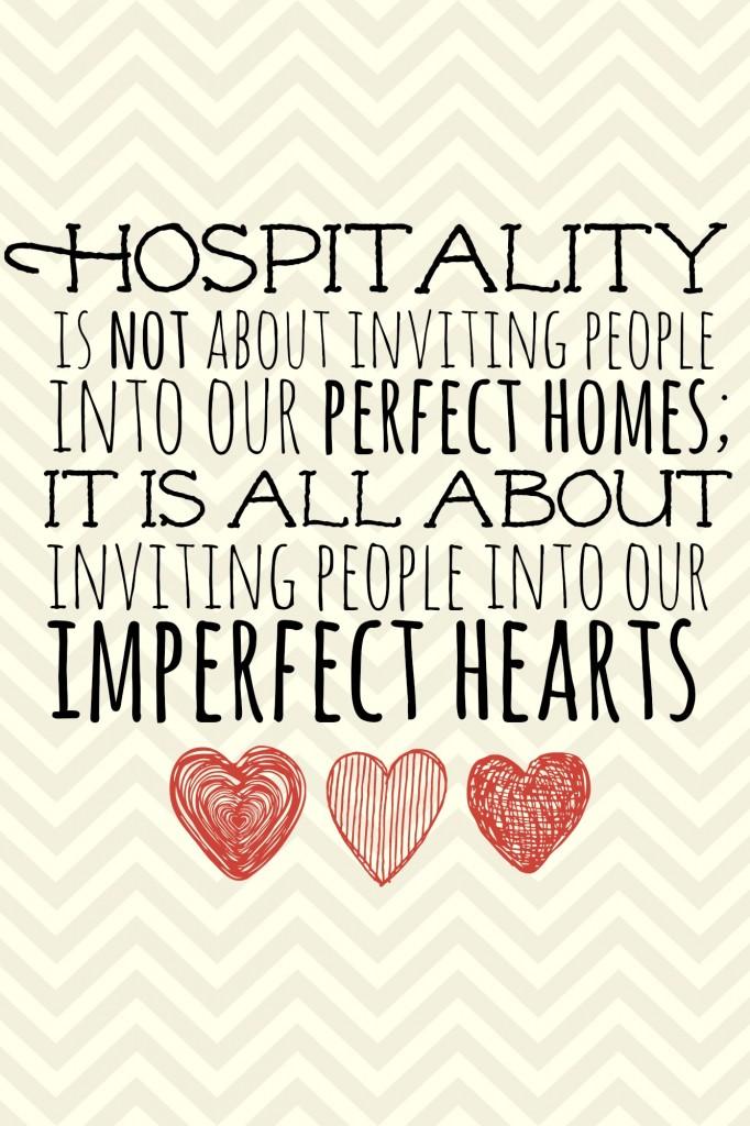 The Heart of Hospitality - Living Well Spending Less®