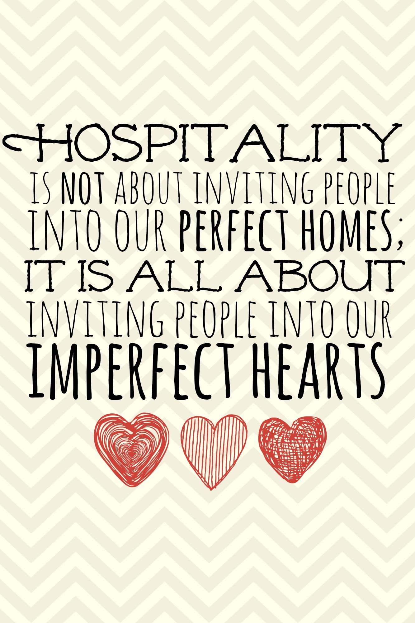 the heart of hospitality living well spending lessÂ