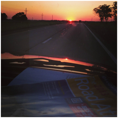Grab a road atlas and get ready to hit the road. You'll never know what's on the horizon.