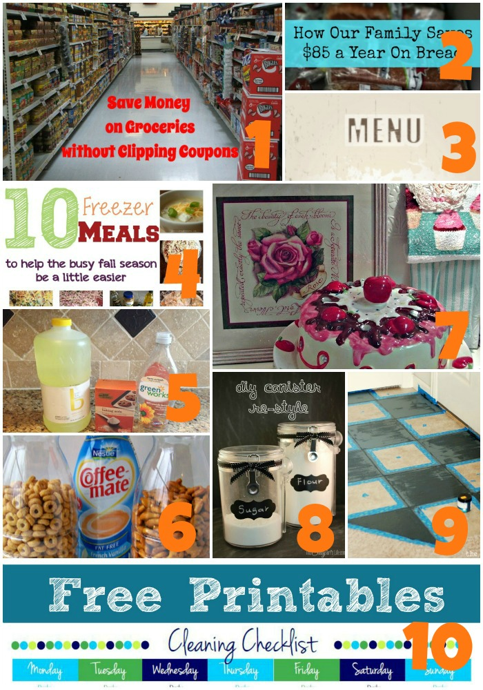 Thrifty Thursday Week 24 Features