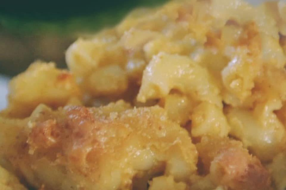 Best Ever Homemade Mac & Cheese