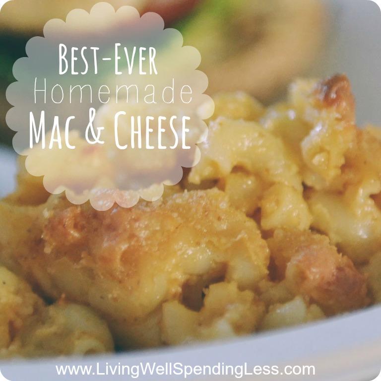 best homemade mac and cheese recipe