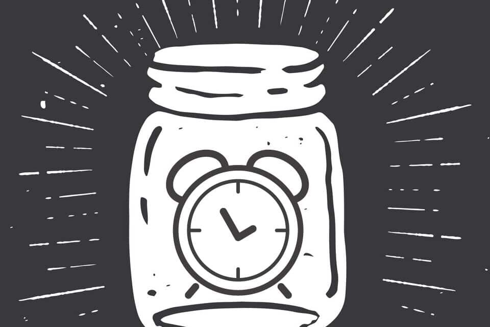 Filling the Time Jar