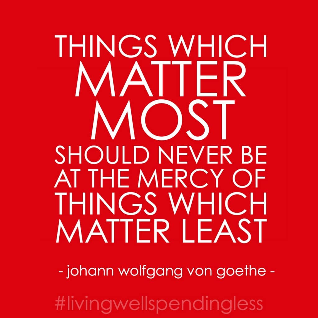 Matter Most