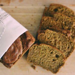 Skinny Pumpkin Bread | Healthy Pumpkin Bread Recipe | Breakfast Meal | Holiday Food | Vegetarian Food Choices | Eat Healthy | Pumpkin Bread | Healhty Bread Recipe | Low Calorie Pumpkin Bread