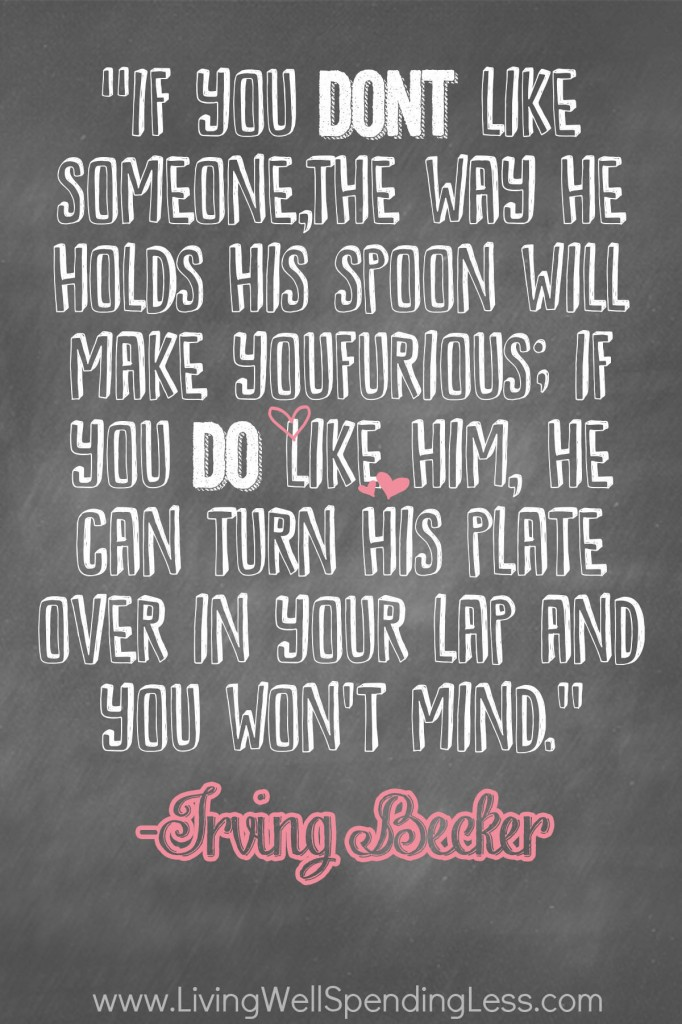31 Days of Less & More, Day 6: Less Discord.  Join this month long, life-changing challenge to fill your life with less heartache but more joy, less stress but more peace, and less stuff but more contentment.
