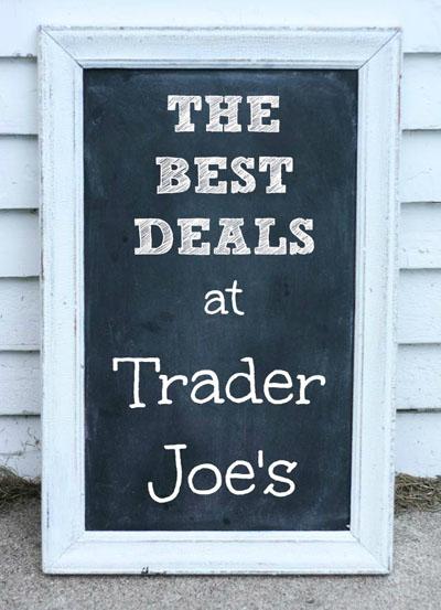 Trader Joes Deals