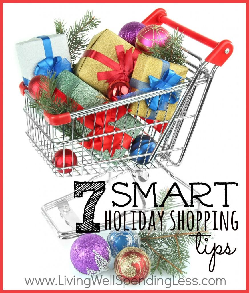Smart Holiday Shopping Tips | Holiday Savings Advice | Holiday Budgeting Tips | Holiday Budget