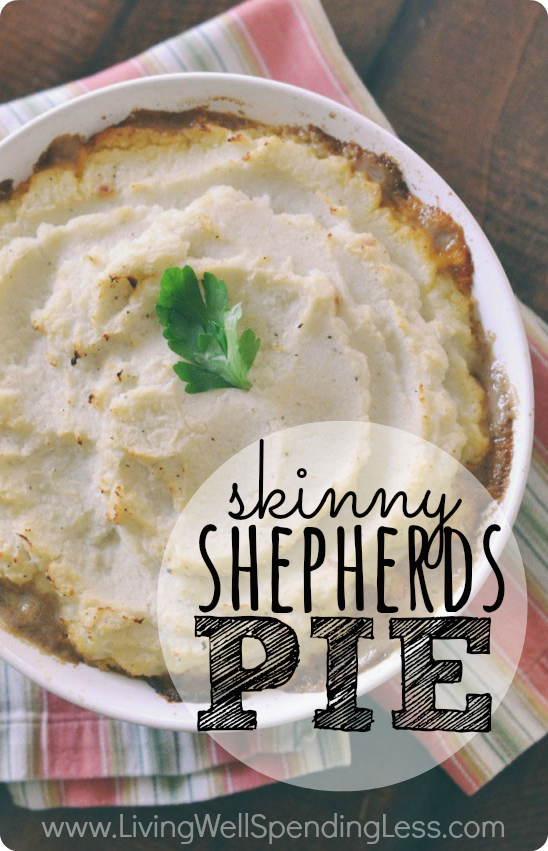 Awesome recipe for delicious vegetarian shepherd's pie ...