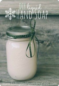 Diy Liquid Hand Soap Great Tutorial For Making Your Own