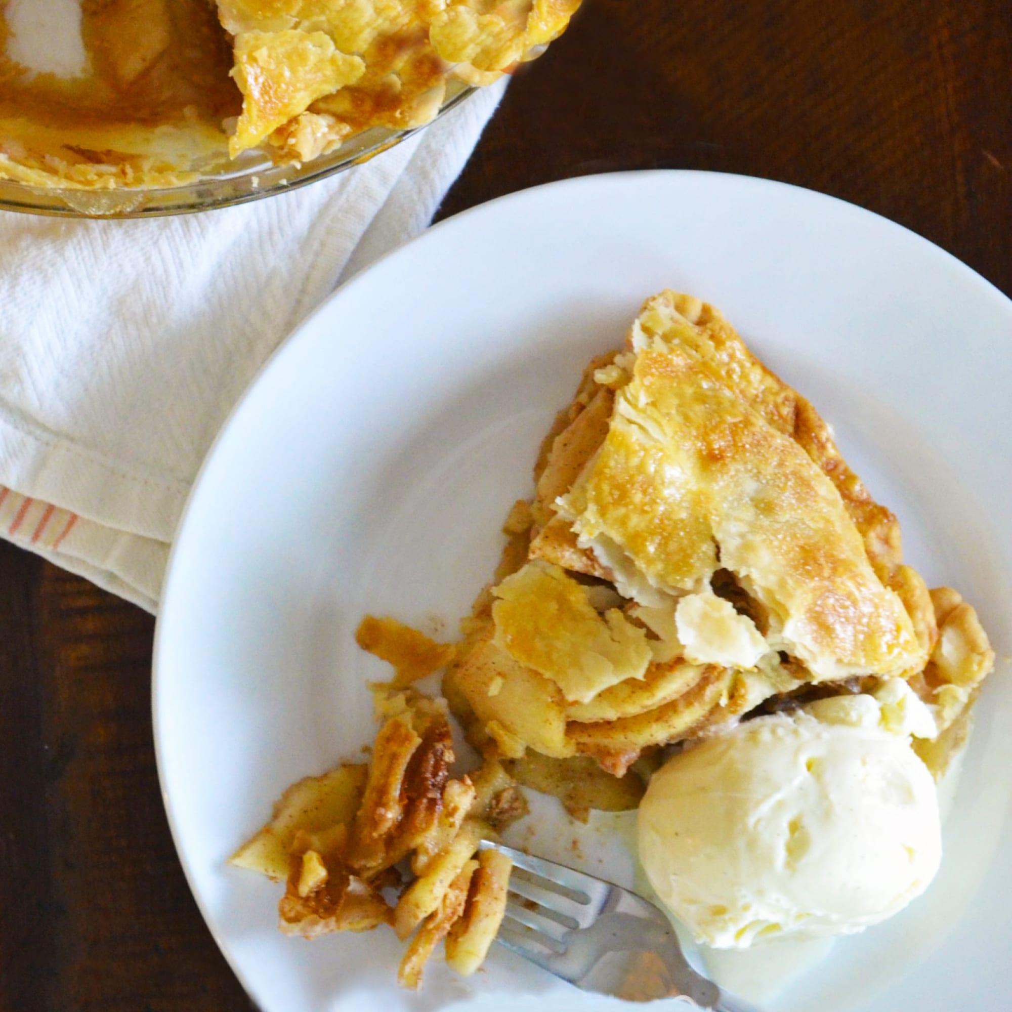 Easy Caramel Apple Pie The Best Easy Apple Pie Recipe